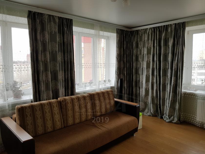3 комнатная квартира  в Тюменском мкрн., ул. Пермякова, 73, ЖК «Первый квартал», г. Тюмень
