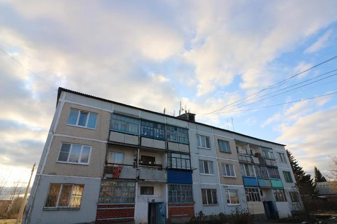 1 комнатная квартира  в районе Центральная часть, ул. Ленина , 12, п. Богандинский
