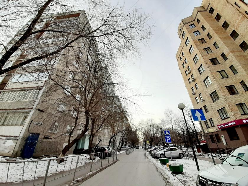 3 комнатная квартира  в районе Дома печати, ул. Немцова, 39, г. Тюмень