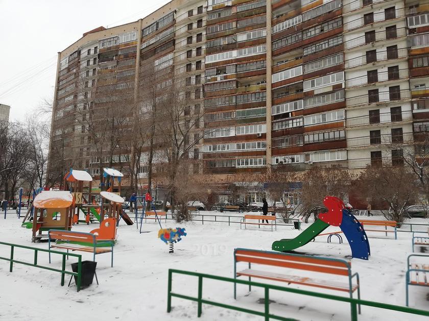 1 комнатная квартира  в районе Драмтеатра, ул. Республики, г. Тюмень