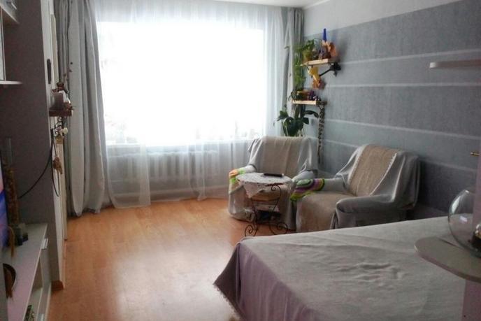 2 комнатная квартира  в районе Центральная часть, ул. Бурлаки, 9, п. Московский
