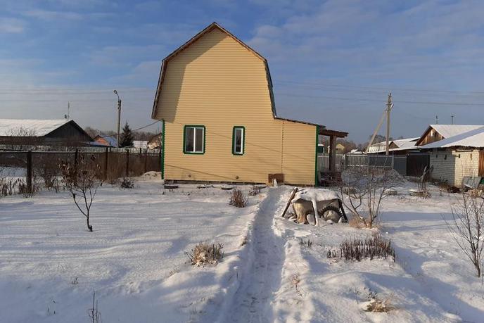Загородный дом, с. Пышминка, по Ялуторовскому тракту