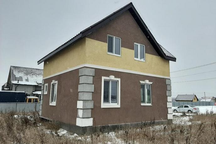Загородный дом, в районе Альпийская долина, с. Кулига, по Ирбитскому тракту, Коттеджный поселок Альпийская Долина