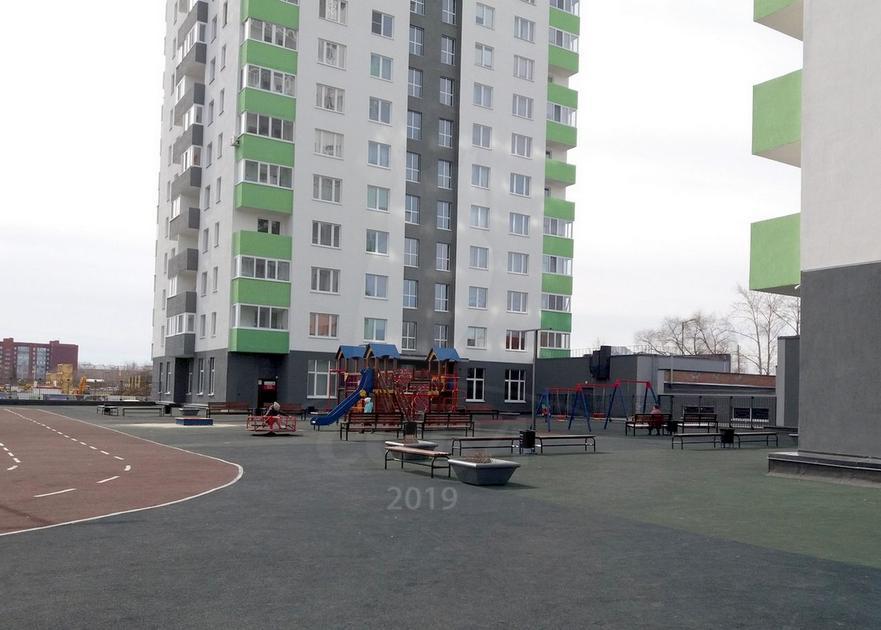 1 комнатная квартира  в районе Югра, ул. Велижанская, 66/1, ЖК «Заречный», г. Тюмень