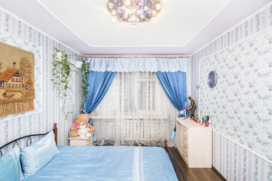 3 комнатная квартира  в районе Дома печати, ул. Осипенко, 84, г. Тюмень