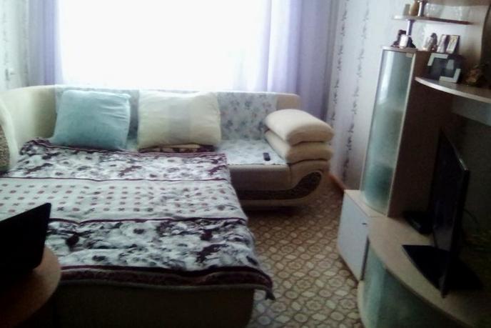 2 комнатная квартира  в районе Центральная часть, ул. Юбилейная, 7А, п. Богандинский