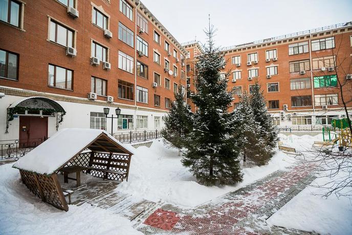 3 комнатная квартира  в историческом центре, ул. Володарского, 17, г. Тюмень