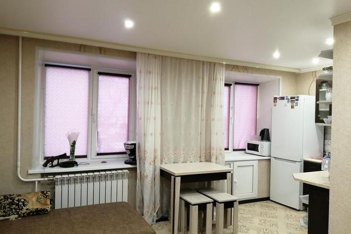 2 комнатная квартира  в районе Сумкино, ул. Маяковского, 8, г. Тобольск