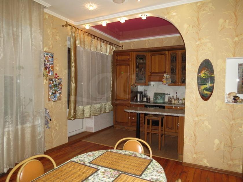 4 комнатная квартира  в районе Дома печати, ул. Максима Горького, 26, г. Тюмень