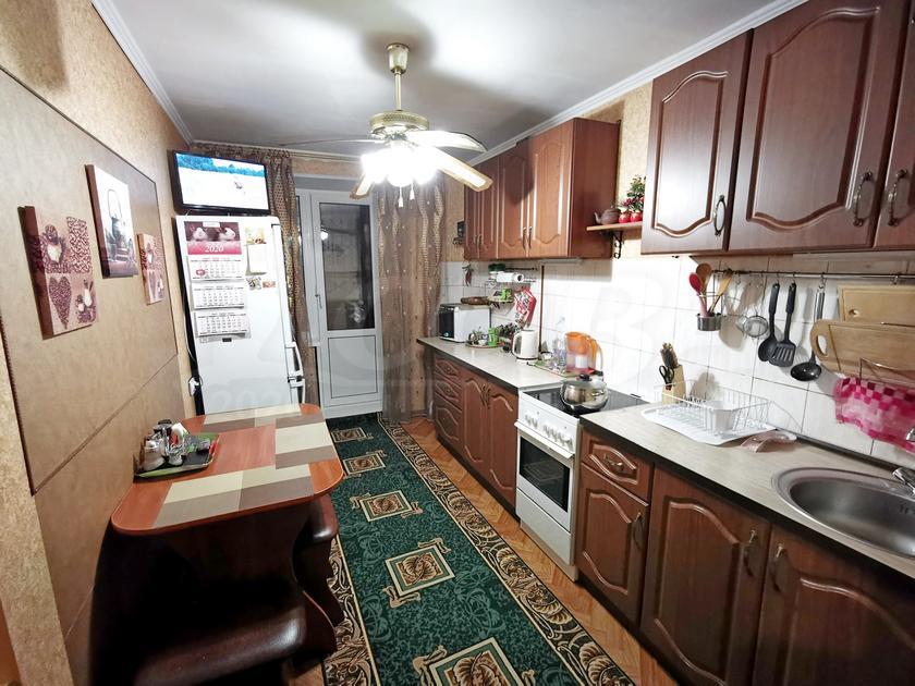 3 комнатная квартира  в районе Южный 2/ Чаплина, ул. Депутатская, 78, г. Тюмень