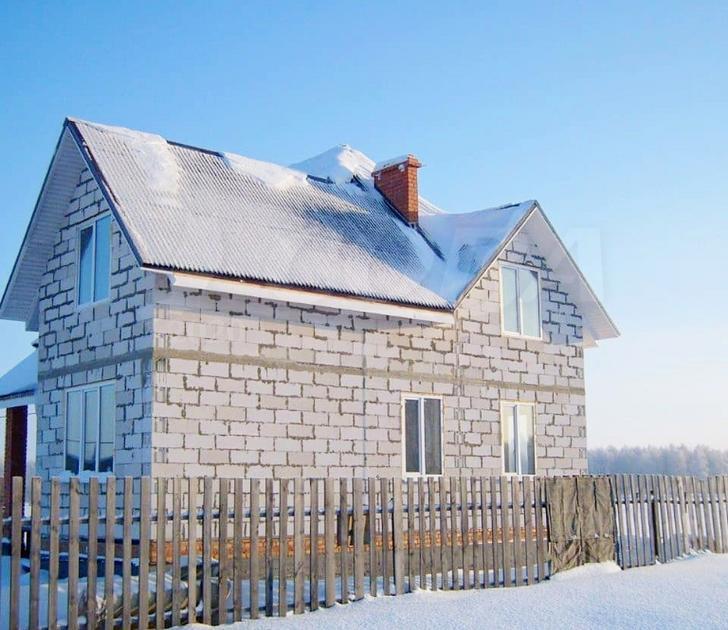 Частный дом с баней, д. Белая Дубрава, по Велижанскому тракту