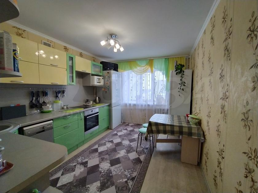 3 комнатная квартира  в районе Нагорный Тобольск, ул. 7-й микрорайон, 46Б, ЖК «Менделеевский» ГП 8, г. Тобольск