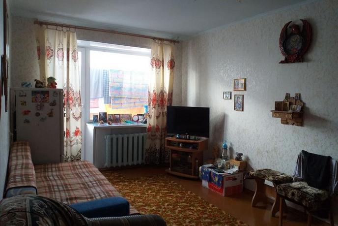 1 комнатная квартира  в районе Менделеево, ул. микрорайон Менделеево, 2, г. Тобольск