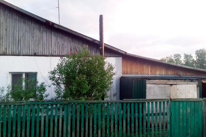 Частный дом с баней, д. Новопокровка, по Велижанскому тракту