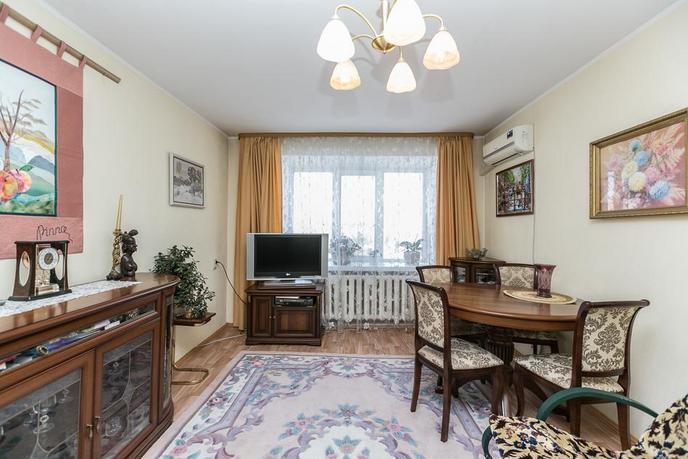 4 комнатная квартира  в районе Драмтеатра, ул. Заводская, 1, г. Тюмень