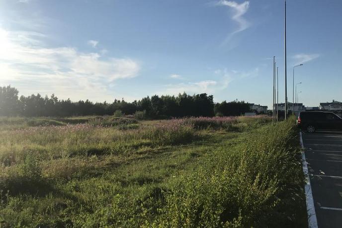 Участок общественно деловое, в районе Центральная часть, д. Ушакова, по Московскому тракту