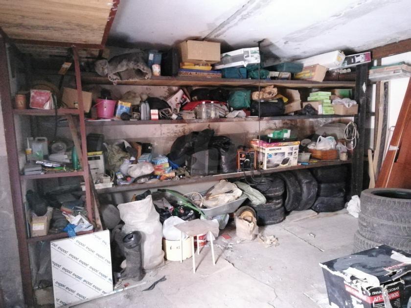 Гараж капитальный в районе Дома печати, г. Тюмень, ГК «Мостовик»