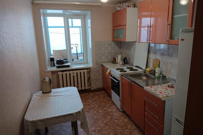 2 комнатная квартира , ул. Зеленая, 9А, с. Вагай