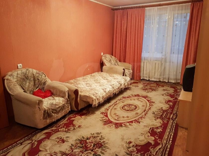 1 комнатная квартира  в 2 микрорайоне, ул. Ткацкий проезд, 14, г. Тюмень