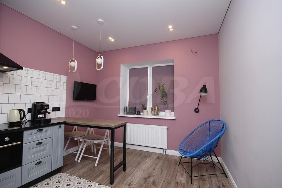 2 комнатная квартира  в районе Лесобаза (Тура), ул. Мебельщиков, 6, Жилой комплекс «Приозерье», г. Тюмень