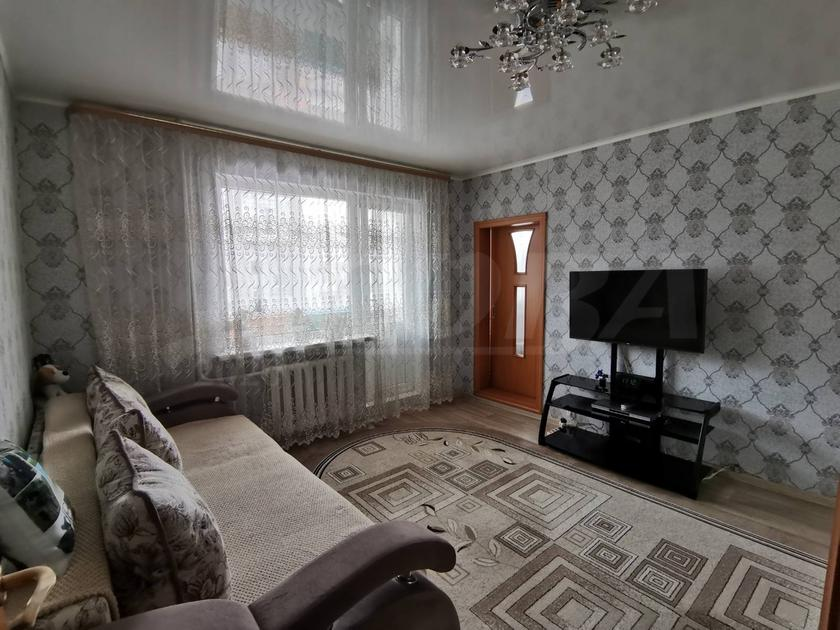 2 комнатная квартира  на КПД в районе 50 лет Октября, ул. 50 лет Октября, 72, г. Тюмень