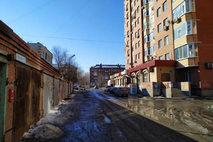 Гараж капитальный в районе ул.Елизарова, г. Тюмень, ГК