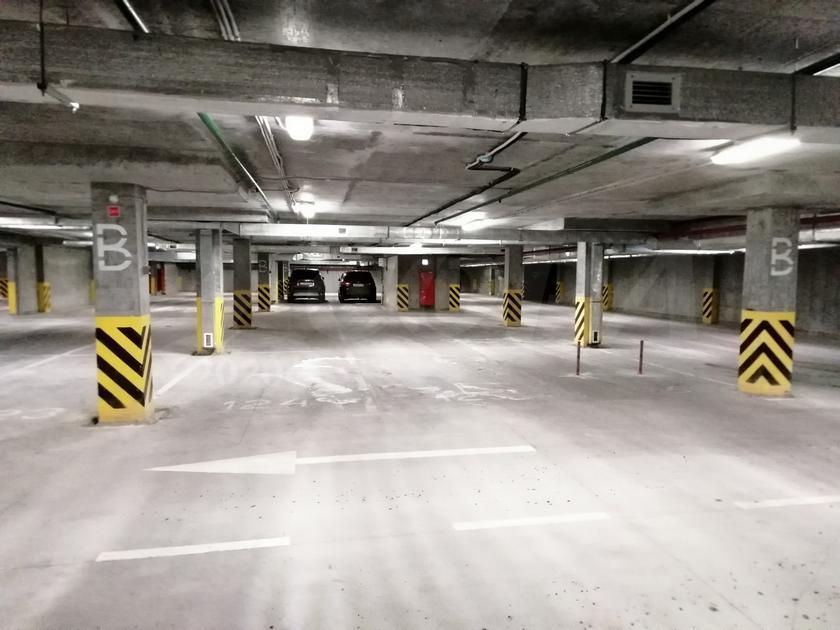 Парковочное место в районе Дом Обороны, г. Тюмень, Паркинг в ЖК «Акварель»