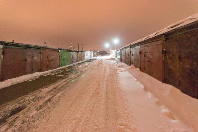 Гараж капитальный в районе Лесобаза, г. Тюмень, КИГ «Металлист-4»