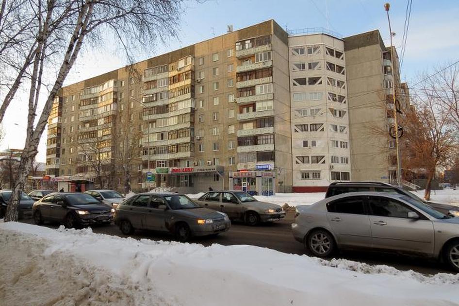 3 комнатная квартира  в районе ТЦ Магеллан, ул. Холодильная, 54, г. Тюмень