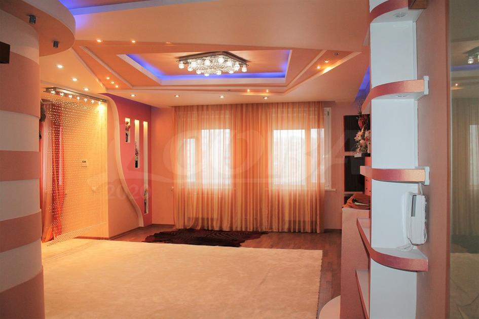4 комнатная квартира  в районе Центральный, ул. проспект Ленина, 11, г. Сургут