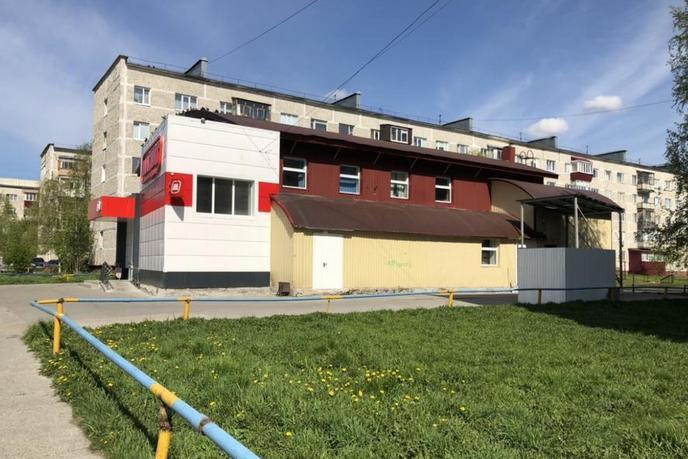 Торговое помещение в отдельно стоящем здании, продажа, в районе Центральный, г. Сургут