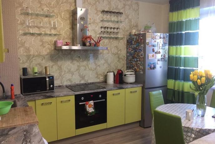 2 комнатная квартира  в районе ул.Елизарова, ул. Мельникайте, 32, ЖК «Правобережный», г. Тюмень