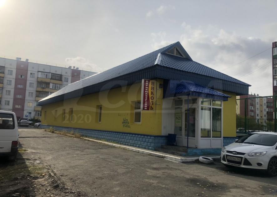 Нежилое помещение в отдельно стоящем здании, продажа, в районе 25-й микрорайон, г. Сургут
