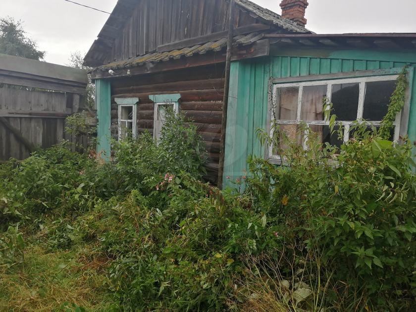 Дом у реки с баней, с. Созоново, по Тобольскому тракту