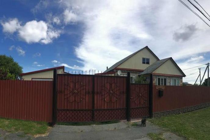 Частный дом с баней, с. Исетское, по Червишевскому тракту