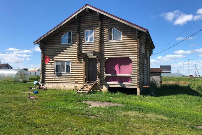 Дача, с/о Товарищество собственников недвижимости Серебряный бор, в районе Старый тобольский