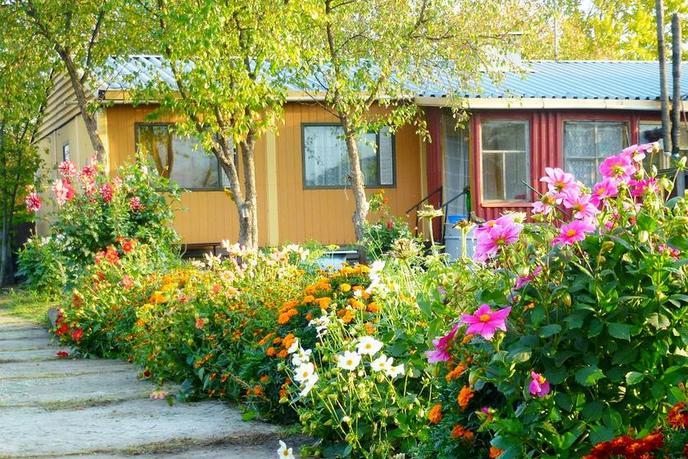 Загородный дом, п. Киево, по Ялуторовскому тракту