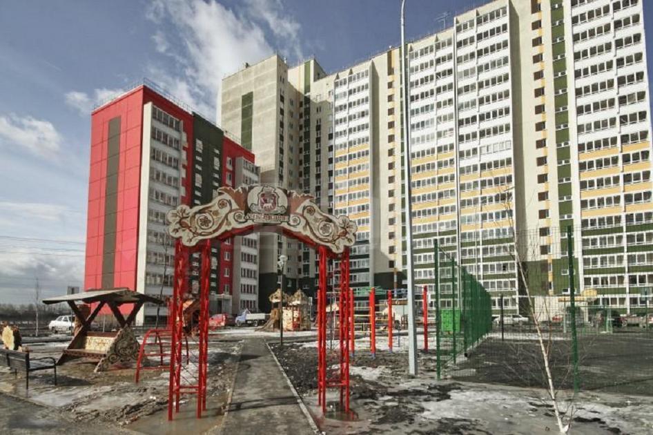 Студия в районе ММС, ул. Сидора Путилова, 43, Жилой комплекс «Лукоморье», г. Тюмень