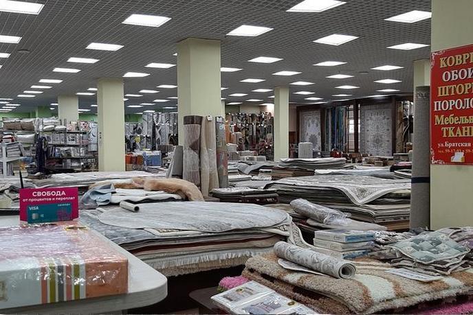 Торговое помещение в торговом центре, продажа, в 6 микрорайоне, г. Тюмень