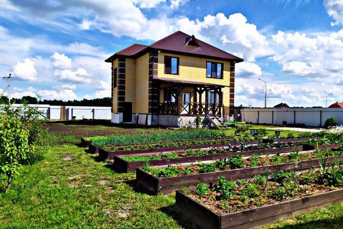 Коттедж, в районе КП Зеленые холмы, с. Кулаково, по Ирбитскому тракту, Коттеджный поселок «Зеленые холмы»