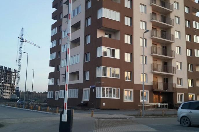 1 комнатная квартира  в районе Тюменская слобода, ул. Фармана Салманова, 6, ЖК «Легенда Парк», г. Тюмень