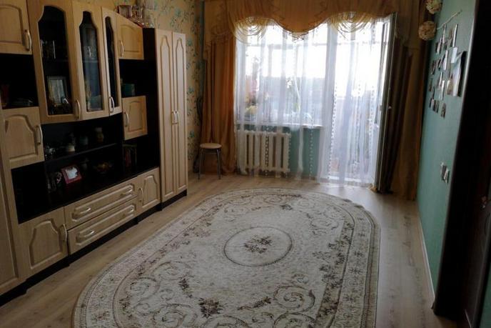2 комнатная квартира  в Южном микрорайоне, ул. Самарцева, 34, г. Тюмень