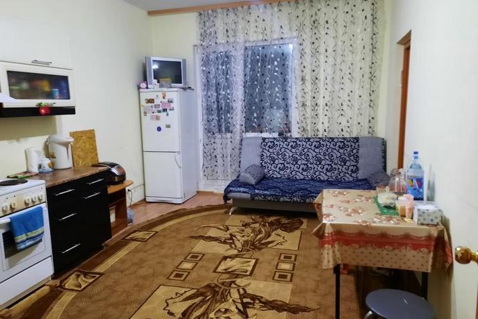 1 комнатная квартира , ул. Советская, 1, п. Солнечный