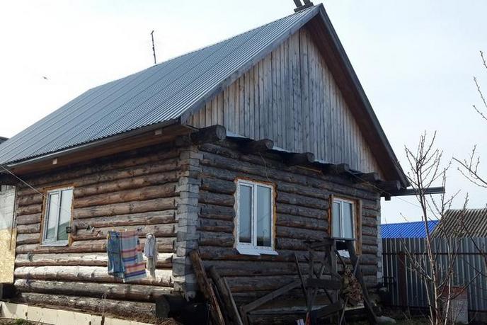 Загородный дом с баней, д. Муллаши, по Ялуторовскому тракту