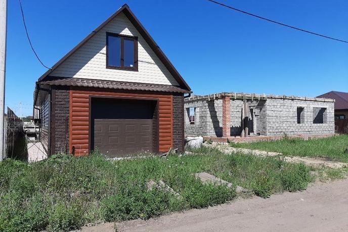 Участок под ИЖС или ЛПХ с баней, в районе мкр. «Луговое-72», с. Луговое, по Ирбитскому тракту