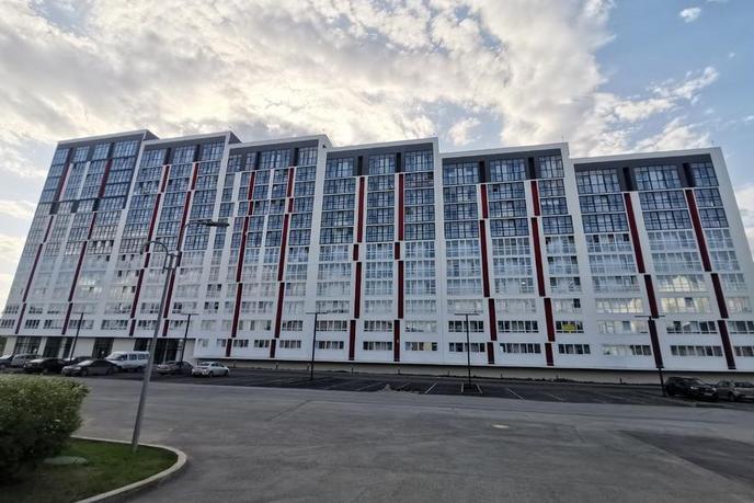 Студия в районе Метелево, ул. проезд Воронинские горки, 99Б, ЖК «Горки», г. Тюмень