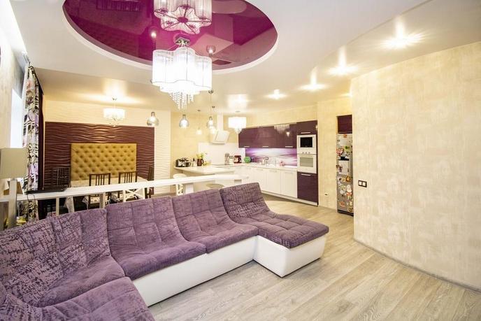 4 комнатная квартира  в районе КПД (Харьковская), ул. Харьковская, 66, Жилой комплекс «Центральный», г. Тюмень