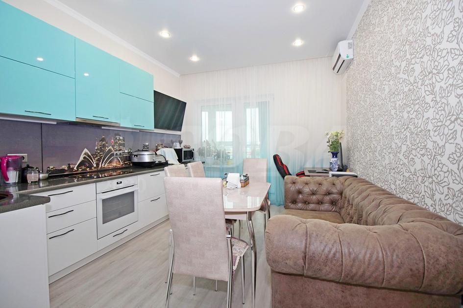 2 комнатная квартира  в районе ЖД Вокзала, ул. Орловская, 58, Жилой дом на Орловской, г. Тюмень