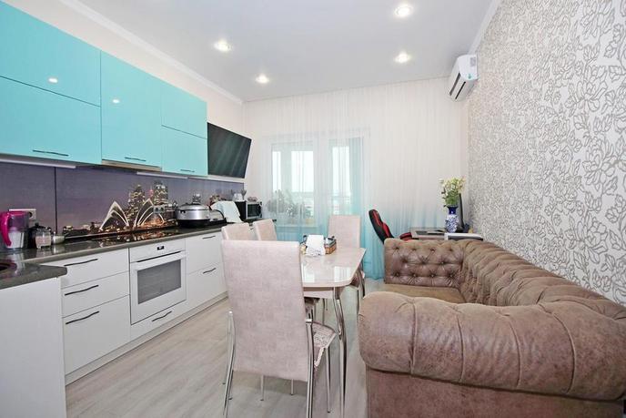 2 комнатная квартира  в районе ЖД Вокзала, ул. Орловская, 58, ЖД  «на Орловской», г. Тюмень