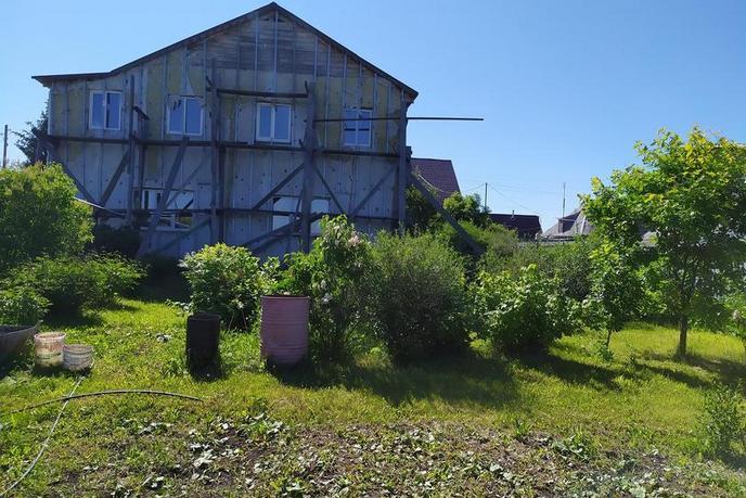 Частный дом с баней, в районе Центральная часть, с. Гусево, по Московскому тракту